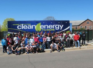 Kids and Fuel cell photo