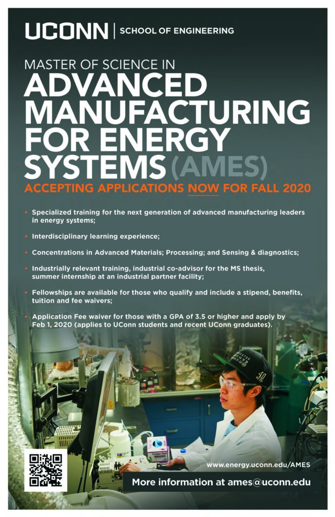 Advanced Manufacturing For Energy Systems